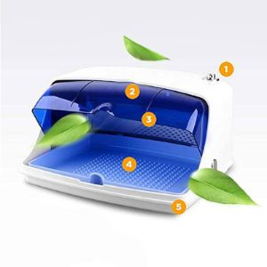 Global-Dental Nail Sterilizer Machine
