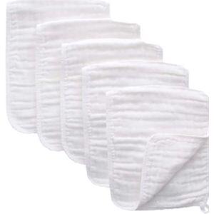 Defono Burp Cloth White