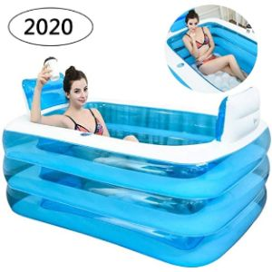 Ctegood Adult Folding Bathtub