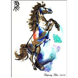 Gs912 Temporary Tattoos Tattoo Design Horse