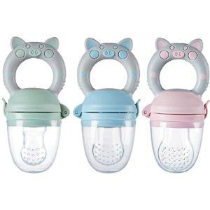 Eco Inspired Baby Food Feeder Pacifier