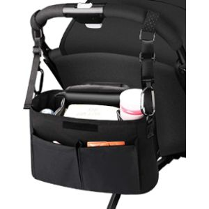 1Dot2 Baby Stroller Organizer