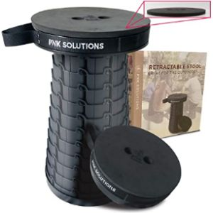 Pnk Solutions Adjustable Portable Stool