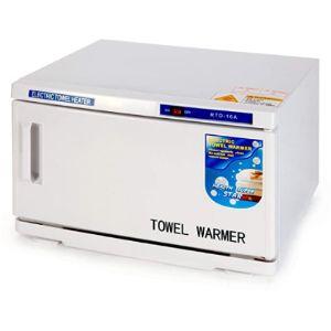 Tiziri Spa Towel Warmer Cabinet