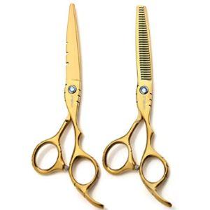 Vanelc Gold Barber Scissors