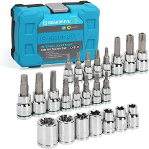 Visit The Geardrive Store Ratchet Bit Set
