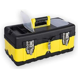 Handee Lockable Plastic Tool Box