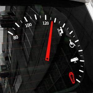 Appl Speedometer Sticker