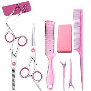 Na Pink Hairdressing Scissors