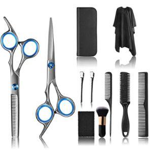 Fcnehlm Professional Hair Scissors Kit
