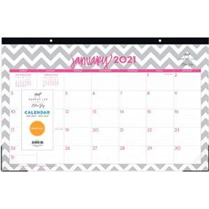 Blue Sky Desk Pad Calendar