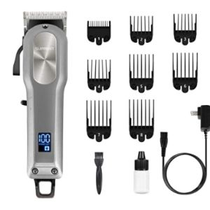 Suprent Hair Clipper With Laser