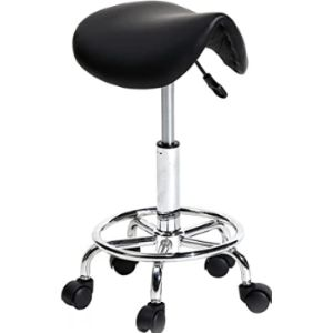 Wei Global Saddle Swivel Office Chair