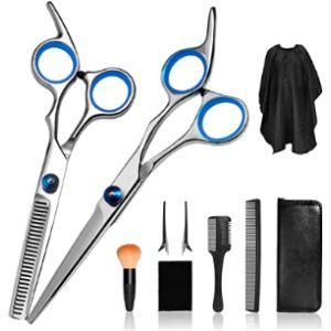 Fivestarhome Professional Hair Scissors Kit