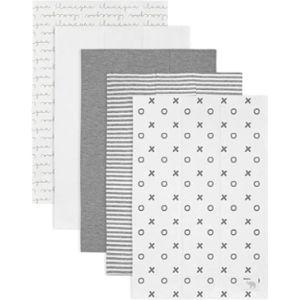 Babebay Burp Pattern Rag