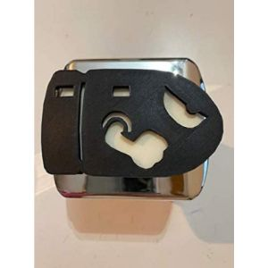 Stickysightcom Bullet Trailer Hitch Cover