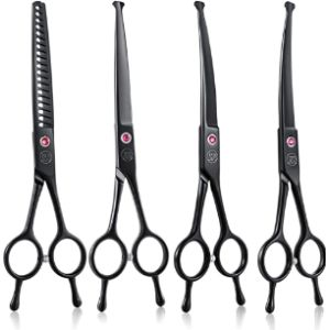 Visit The Moontay Store Chunkers Grooming Scissors