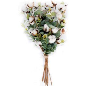 Deemei Cotton Bouquet Ball Flower