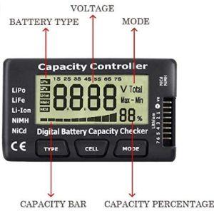 Globact Battery Life Meter