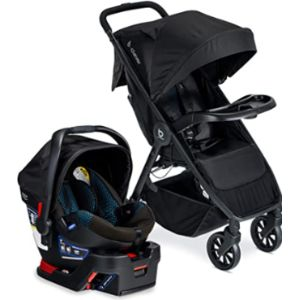 Britax Combo Toddler Infant Stroller