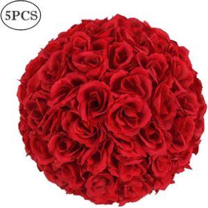 Ssline Red Flower Ball