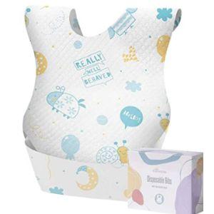 Sunveno Disposable Baby Bib