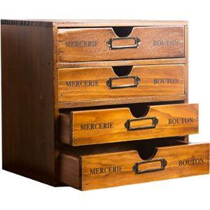 Primo Supply Desk Storage Box Organizer