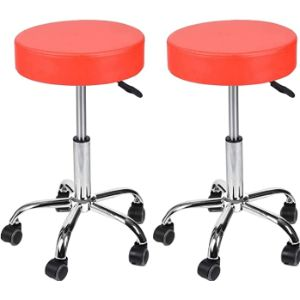 Yourlite Red Stool Chair