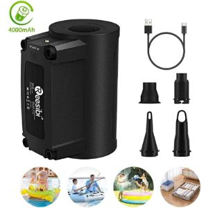 Veeape Portable Air Vacuum