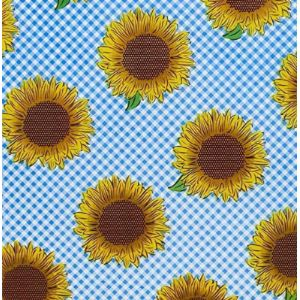 Rustic Pearl Collection Tissue Paper Sunflower