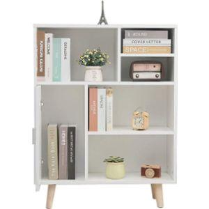 Shmei Study Bookshelf