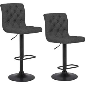 Halter Bar Stool Chair Set