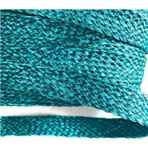 Katz Trimming Trims Unlimited Turquoise Raffia Ribbon