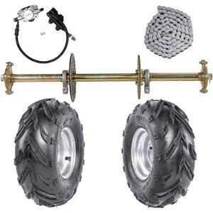 Zxtdr 3 Wheel Bike Rear Axle