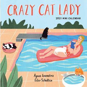 2021 Calendars Mini Cat Calendar