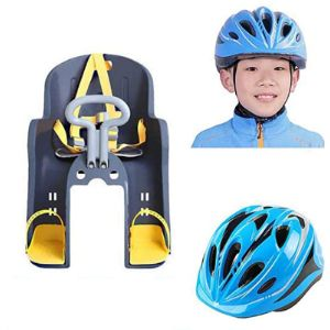 Rziioo Front Baby Seat Bike Carrier