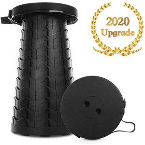 Miaooukeji Adjustable Portable Stool