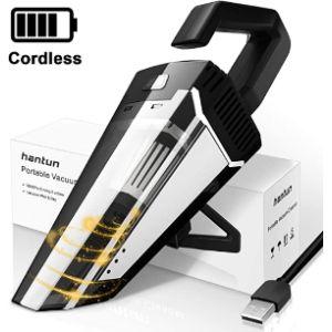 Hantun Wireless Car Vacuum Cleaner