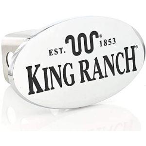 King Ranch Custom Trailer Hitch Plug