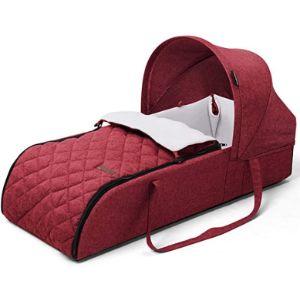 Hgfdsa Newborn Basket Baby Carrier