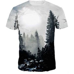 Sanatty 3D Graphic Shirt