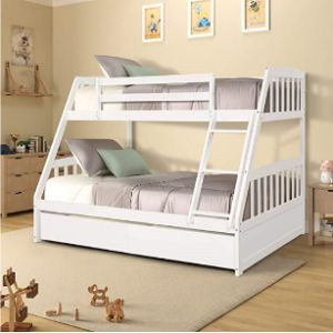Visit The Merax Store Safety Kit Bunk Bed Ladder
