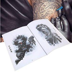 Tmishion Shoulder Tattoo Template