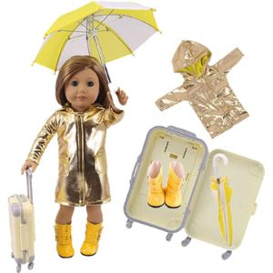 Luckdoll Childrens Doll Carrier