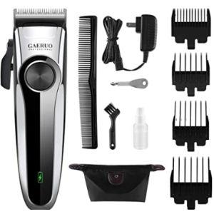Visit The Gaeruo Store Salon Hair Clipper
