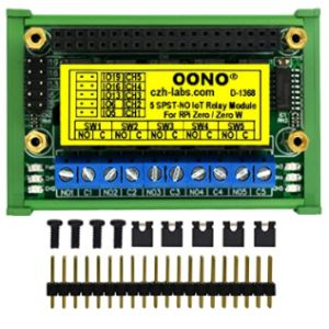 Oono Datasheet Power Relay
