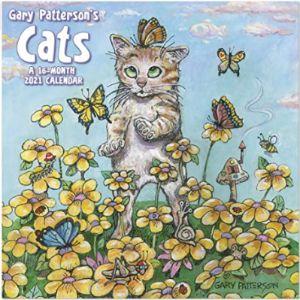 Day Dream Calendars Mini Cat Calendar