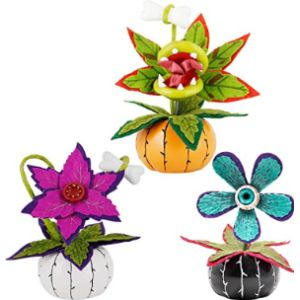 Joliyoou Eyeball Flower