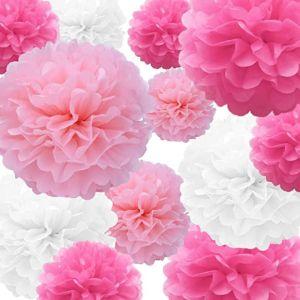 Ru Tissue Paper Flower Rose