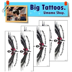 Umama Hip Henna Tattoo